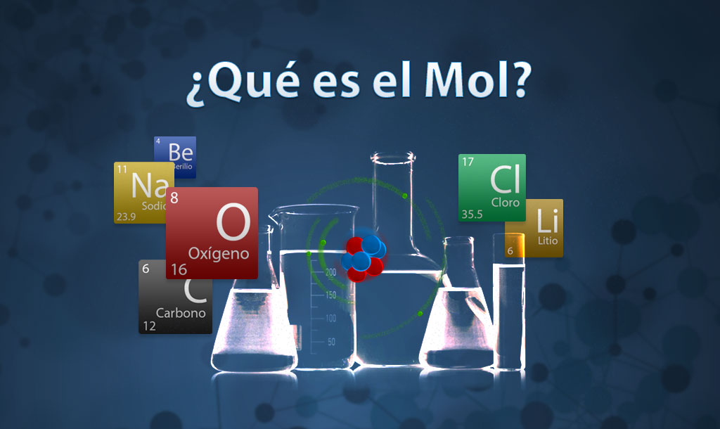 Mol y Ley de Avogadro